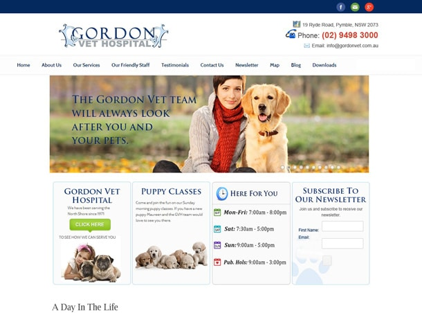 gordon-vet-before