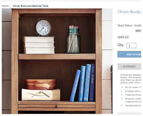 Website content optimisation for SEO - Product pictures