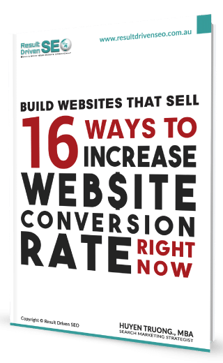 16 ways to increase conversion ebook