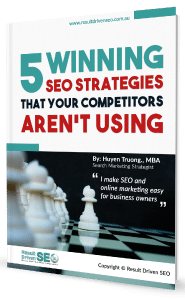 5 winning strategies ebook