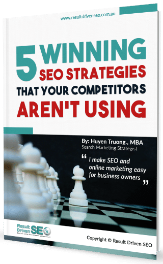 5 winning seo strategies ebook