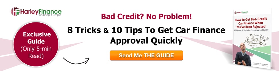 Harley Finance Bad Credit eBook Remarketing Campaign
