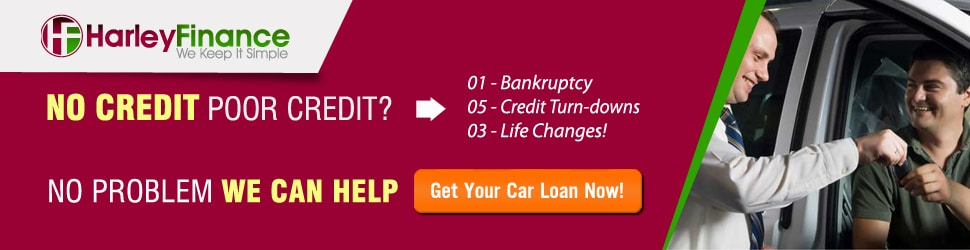 harley finance bad credit car loans remarketing campaign