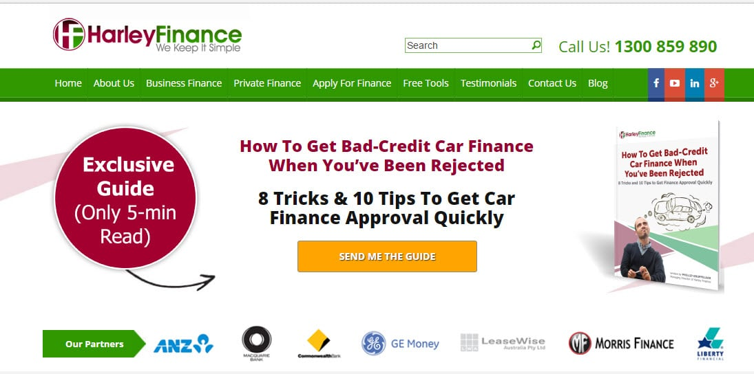 harley finance ebook