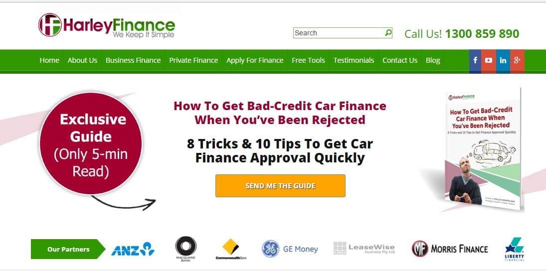 harley finance ebook