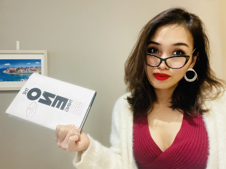 Huyen Truong Queen of Cosmetic Marketing With One Thing Book 2
